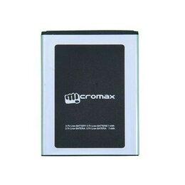 Аккумуляторы - Оригинальные аккумуляторы для Micromax, 0