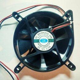 Кулеры и системы охлаждения - Вентилятор для пк, 0