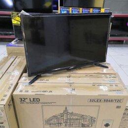 Телевизоры - Телевизор 81 см новый, 0