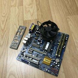 Настольные компьютеры - Комплект Intel E4400/2 GB/Intel GMA 950, 0