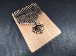 Щипковые инструменты - Новая калимба Fante, 0