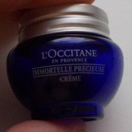 Увлажнение и питание - Крем для лица L`Occitane Immortelle Precieuse Crème 4мл. , 0