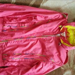 Куртки и пуховики - Ветровка для девочки 38 размера на 3-4класс. рост 134-140см, 0