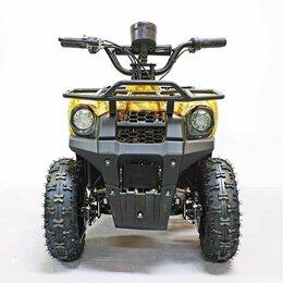 Мототехника и электровелосипеды - Электроквадроцикл GreenCamel Гоби K45, 0