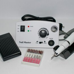 Аппараты для маникюра и педикюра - Аппарат для маникюра Pro Nail Drill PRO ZS-602  , 0