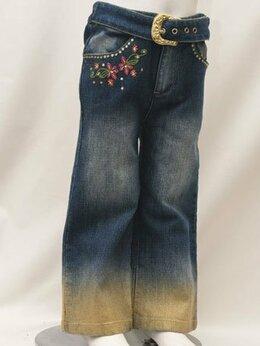 Джинсы - Новые джинсы ф.Deloras на 122-128  , 0