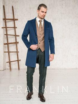 Пальто - Пальто FRANKLIN BLUE , 0