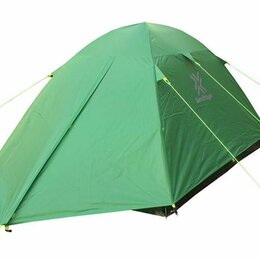 Палатки - Палатка туристическая 2-х местная 2-х слойная, 0