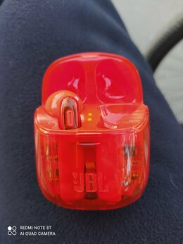 Наушники и Bluetooth-гарнитуры - Потерял беспроводной наушник JBL оранжевый, 0