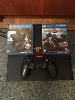 Игровые приставки - Sony PlayStation 4 Pro 1 Тб , 0