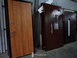 Входные двери - Входная дверь металлическая в квартиру, 0