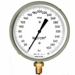 Измерительные инструменты и приборы - Манометр мти-1216, 0
