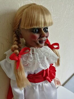 Статуэтки и фигурки - Аннабель кукла, 0