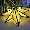 Ночник Вифлеемская звезда из витражного стекла по цене 15000₽ - Настенно-потолочные светильники, фото 8
