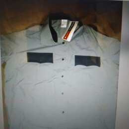 Одежда и аксессуары - Рубашка охранника 48-50, 0