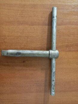 Станки и приспособления для заточки - Ключ к токарному патрону 14,17мм, 0