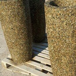 Садовые фигуры и цветочницы - вазоны из архитектурного бетона, 0