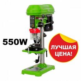 Сверлильные станки - Станок сверлильный Калибр сс-16/550 (Новый) +Тиски, 0