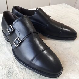 Ботинки - 🇮🇹 Nero Giardini (Италия) 44 размер Новые монки, 0