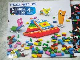Обучающие материалы и авторские методики - Магнитная мозаика Magniticus 4+ 520 элементов, 0