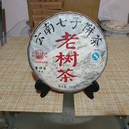 Продукты - Чай Шу Пуэр Лао Шу 2015 года 357г, 0