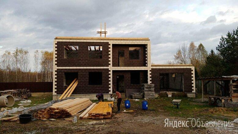 Дом из теплоблоков «под ключ» по цене 18000₽ - Готовые строения, фото 0