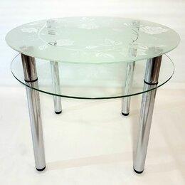 Столы и столики - Стеклянный стол, 0
