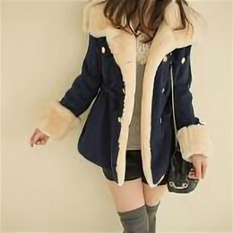 Куртки - Курточка в морском стиле, новая, 0