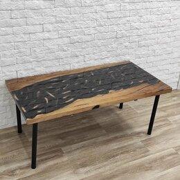 Столы и столики - Продам стол из эпоксидной смолы, 0
