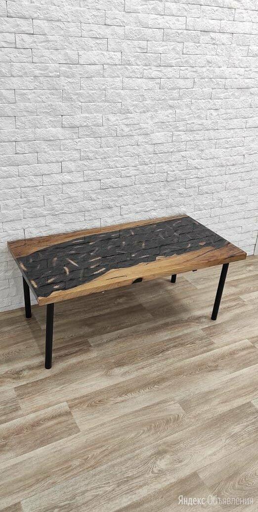 Продам стол из эпоксидной смолы по цене 25000₽ - Столы и столики, фото 0