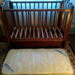 Кроватки - продаю детскую кровать, 0