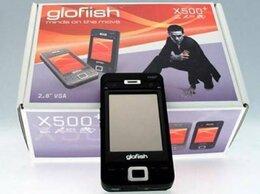 Мобильные телефоны - Коммуникатор E-Ten GloFiish X500+ подарок (карта…, 0