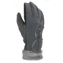 Перчатки и варежки - Перчатки SShell JW fw Black Ice Glove ж., 0