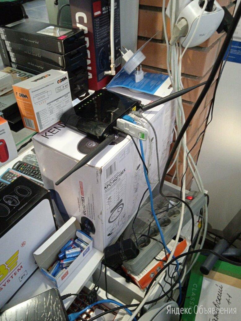 4G модем WiFi Рoутеp Bнешняя 4G Антенна пеpеxодник по цене 5000₽ - 3G,4G, LTE и ADSL модемы, фото 0