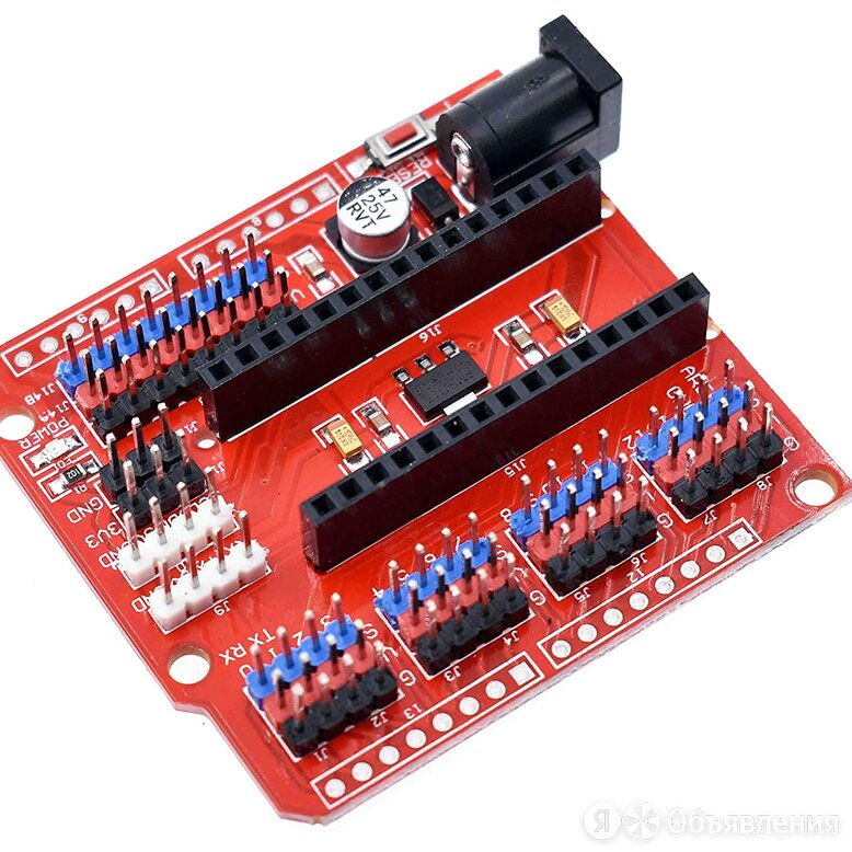 Arduino Nano Sensor Shield по цене 150₽ - Прочие комплектующие, фото 0