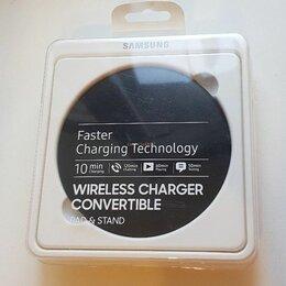 Зарядные устройства и адаптеры - Samsung FastCharge Оригинал, 0