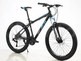 Велосипеды - Велосипед новый на 19 раме, 27 скоростей, 27.5х2.8, 0