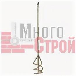 Миксеры - Миксер метал. 100х600х10мм оцинк. STAYER, 0