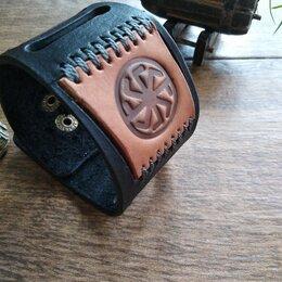 Браслеты - Кожаный браслет, 0