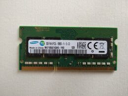 Модули памяти - Оперативная память Samsung DDR3 2 Гб для ноутбука, 0
