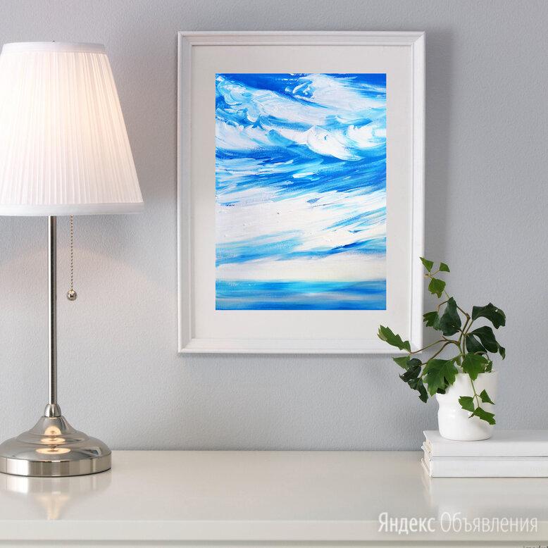 """Картина """"Спектакль неба"""" по цене 24480₽ - Картины, постеры, гобелены, панно, фото 0"""