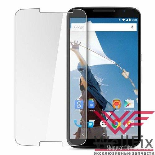 Плёнка защитная для 4H Motorola Nexus 6 глянцевая по цене 100₽ - Защитные пленки и стекла, фото 0