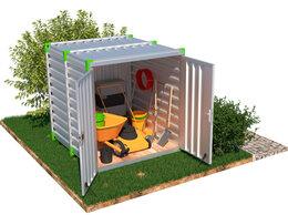 Готовые строения - Сборно-разборный контейнер Я-КУБ. Для склада.…, 0