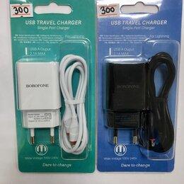 Зарядные устройства и адаптеры - Зарядное устройство + кабель для айфона lightning IPhone Apple , 0