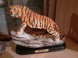 Статуэтки и фигурки - Статуэтка бенгальский тигр, 0