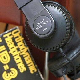 Наушники и Bluetooth-гарнитуры - Yamaha Orthodynamic ортодинамические наушники, 0