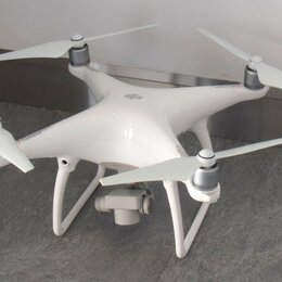 Квадрокоптеры - DJI Phantom 4 , 0