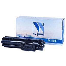 Картриджи - Картридж совм. NV Print TK-1160 черный для…, 0