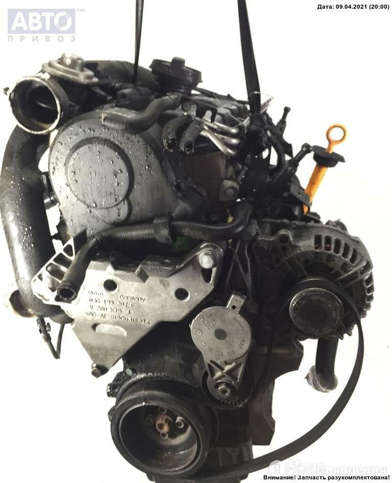 Двигатель Seat Altea 1.9л Дизель TD BJB по цене 33400₽ - Двигатель и топливная система , фото 0