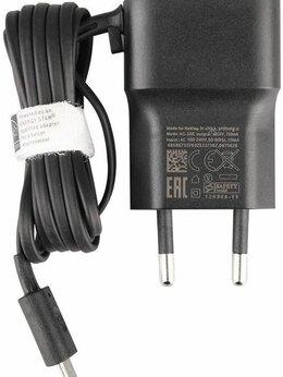 Зарядные устройства и адаптеры - Зарядное устройство NOKIA ac-20e microUSB, 0